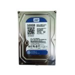 HDD Western Blue 500GB, 7200rpm, 16MB Cache (WD500AAKX)